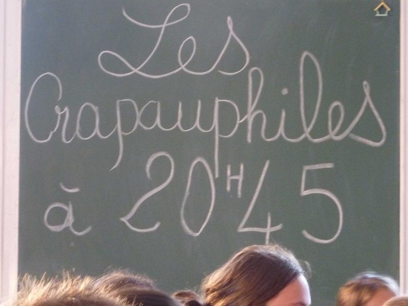Les Crapauphiles